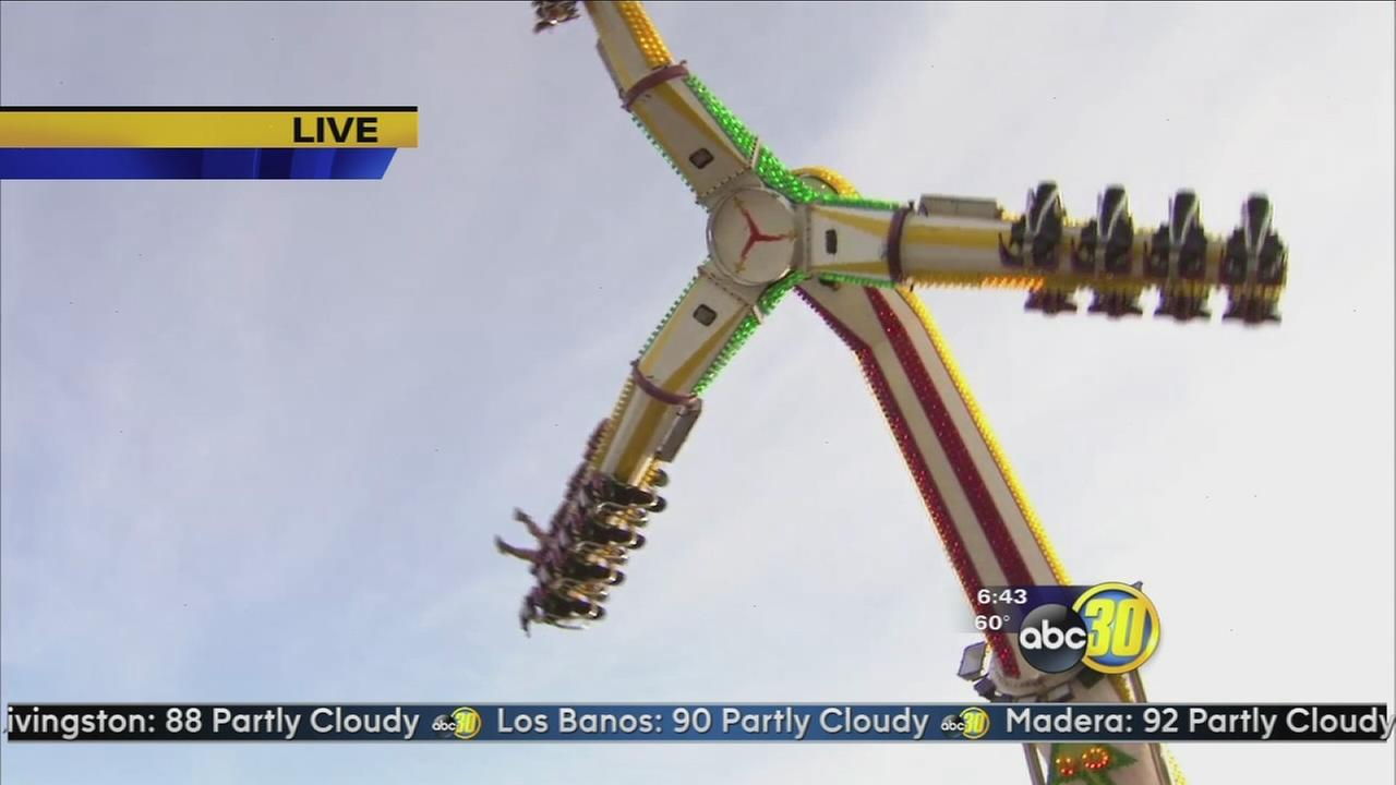 Kings Fair returns to Hanford