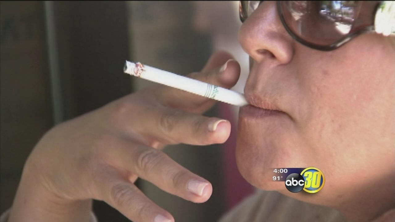 Health groups celebrating new laws raising smoking age to 21 in California
