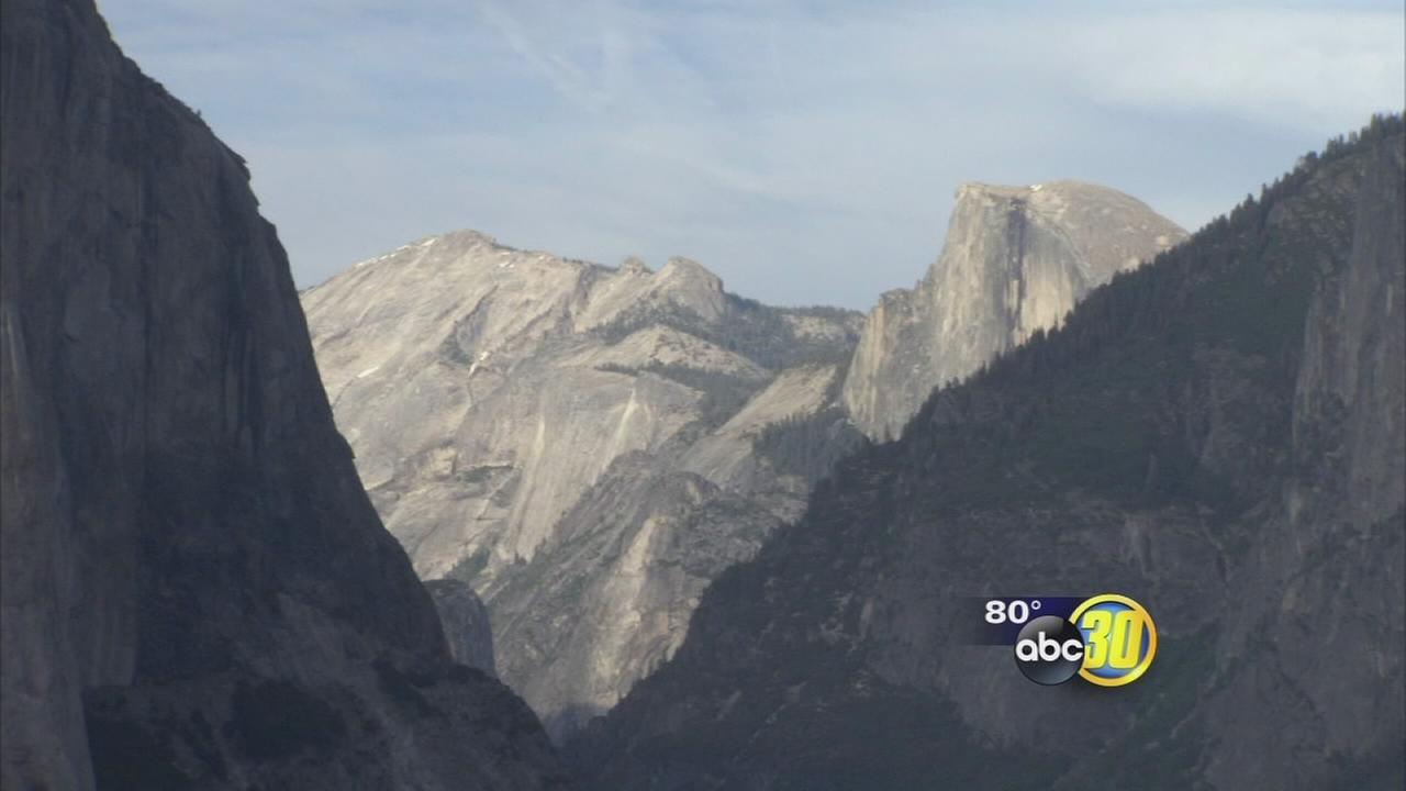 President Obama to visit Yosemite next week