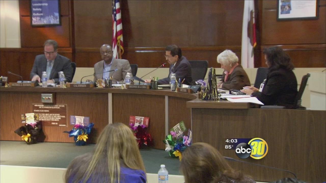 Teachers upset with proposed pay raise for Fresno Unified administrators
