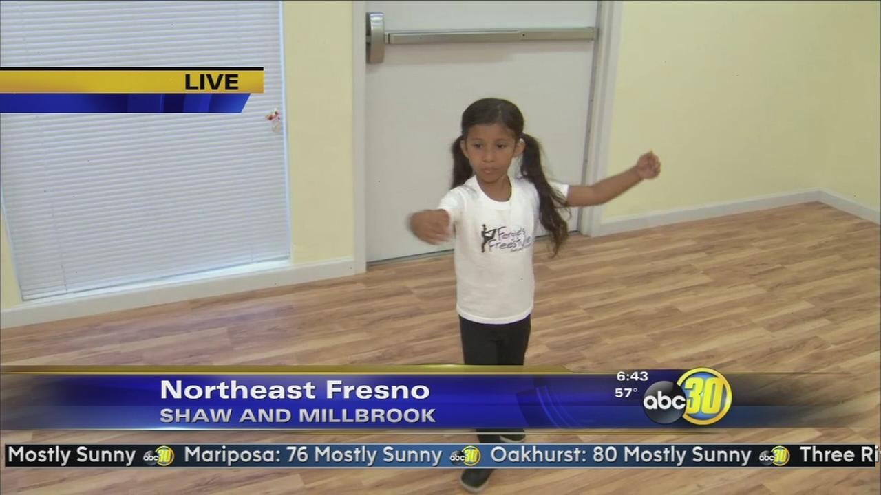 Northeast Fresno dance studio offering summer dance camp