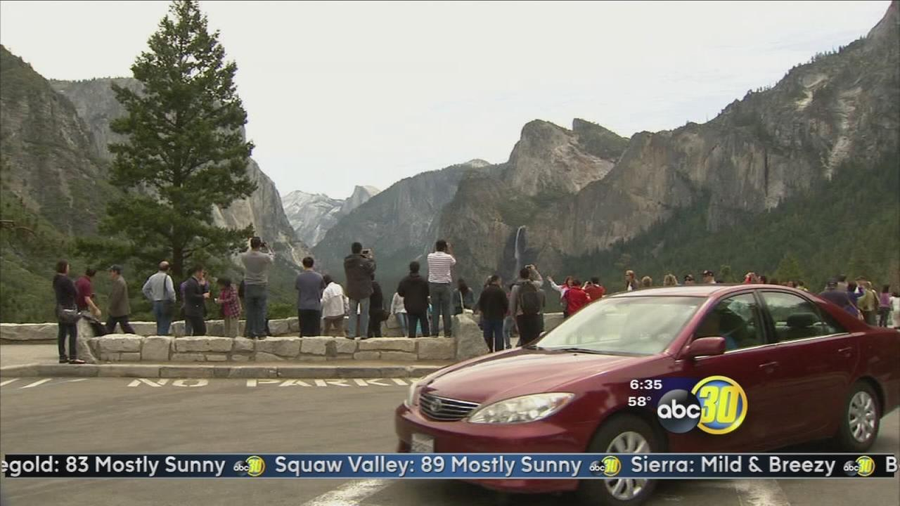 President Obama and family to visit Yosemite this weekend