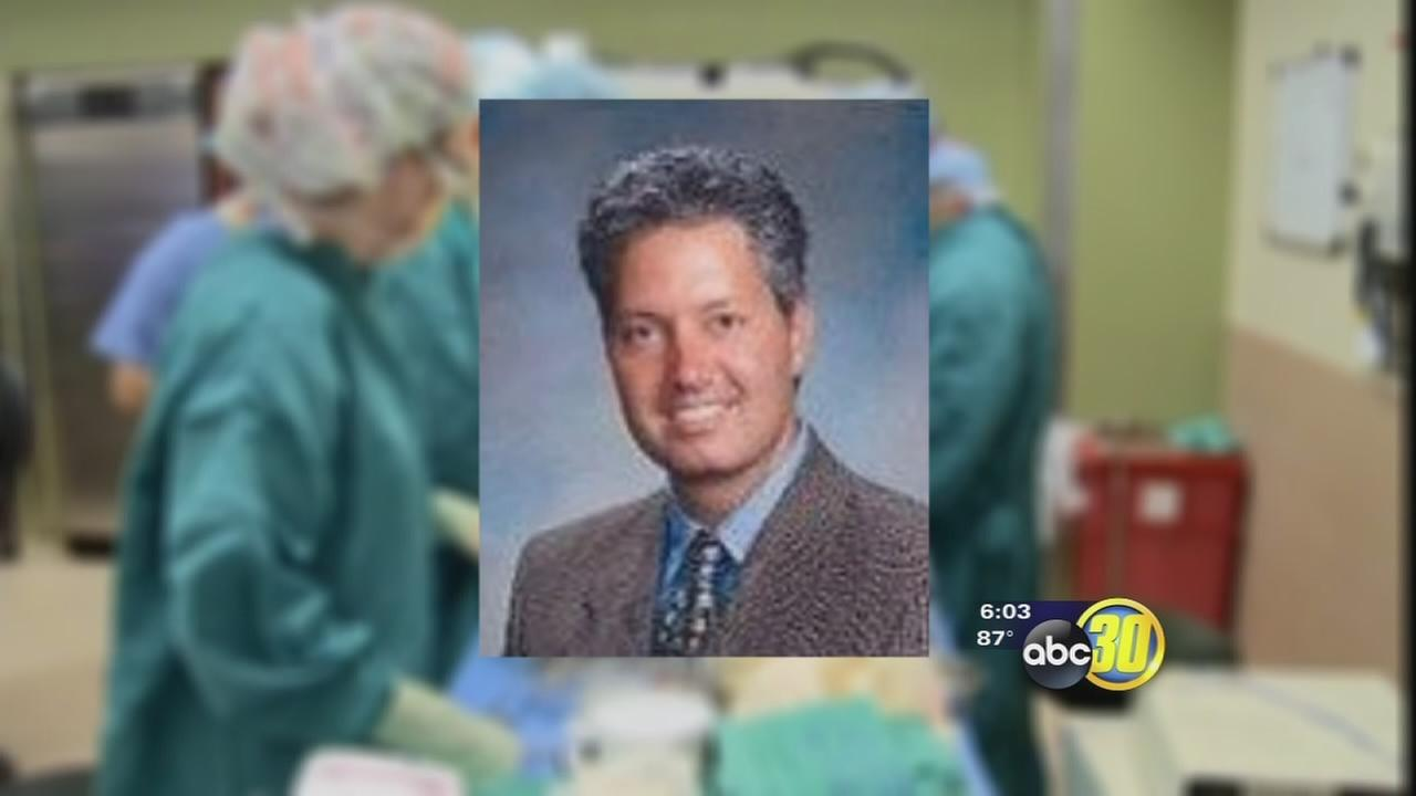 Doctor with office in Fresno facing sanctions because of several sexual-related complaints by patients