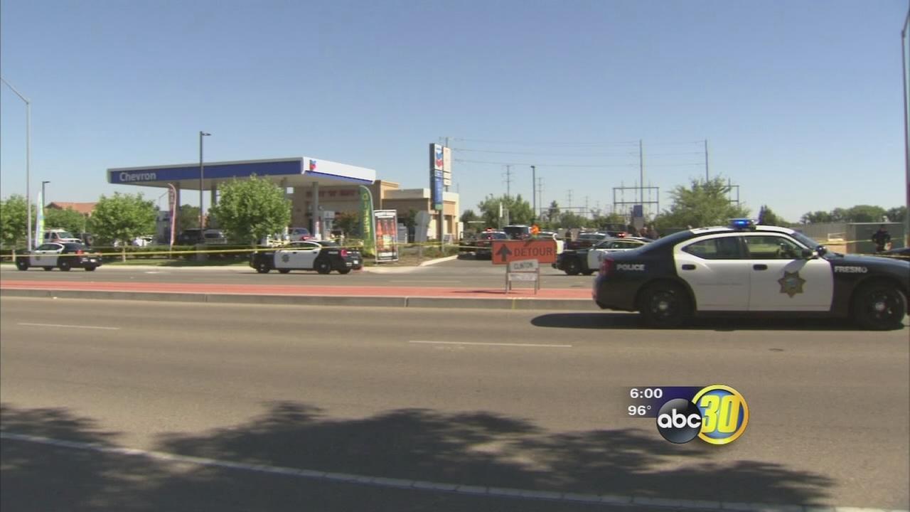 Fresno Police investigating officer-involved shooting in East Central Fresno