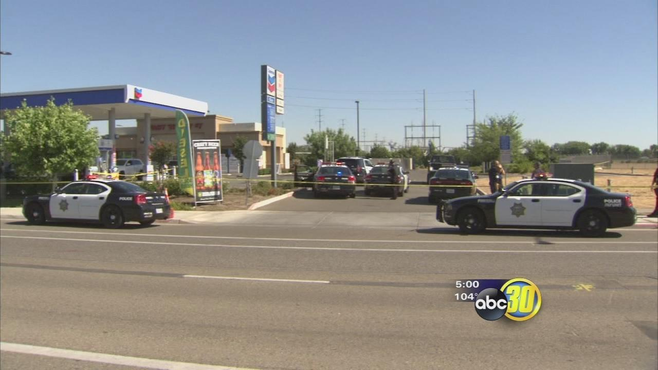 Fresno Police Chief addresses death of officer-involved shooting suspect