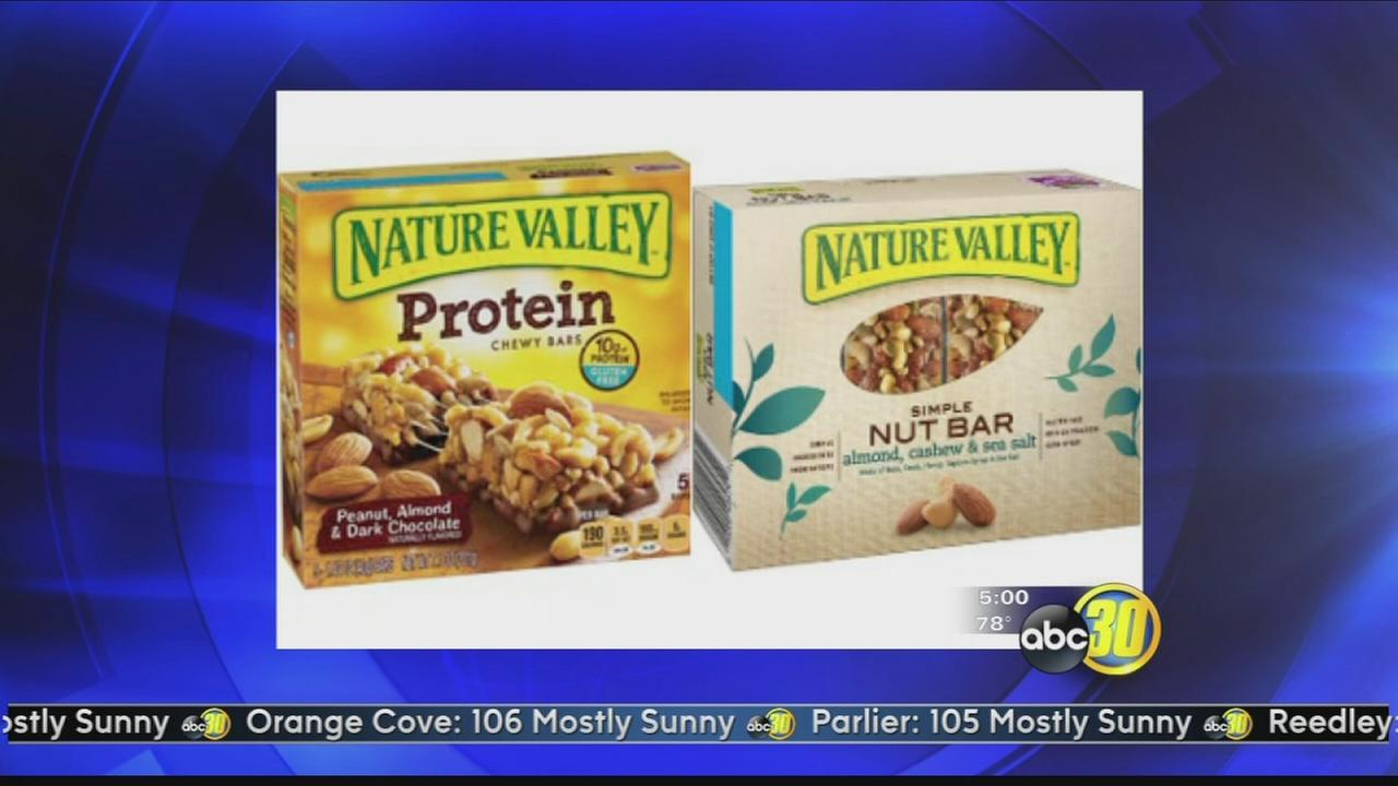 General Mills recalls Nature Valley bars for possible listeria contamination