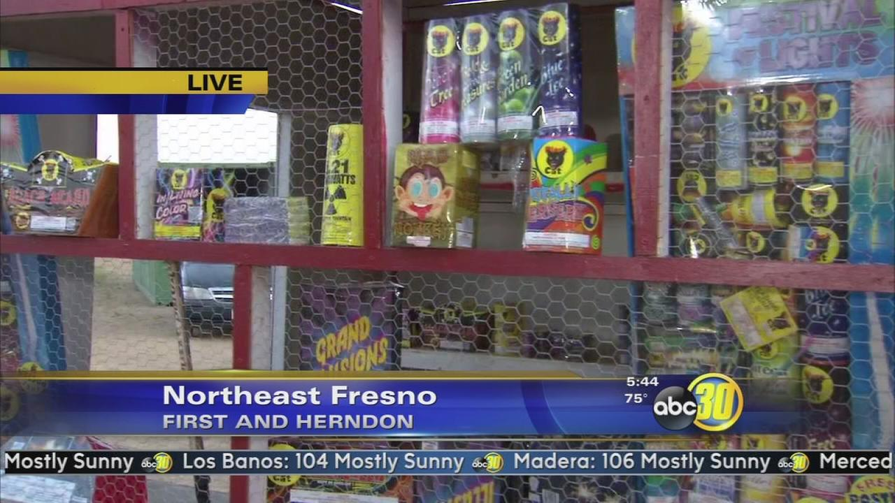 With the 4th of July approaching non-profits gear up to sell fireworks