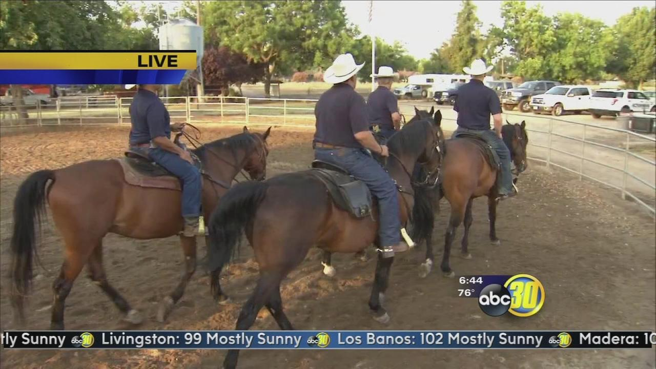 Mounted police unit holding fundraiser to help keep unit going