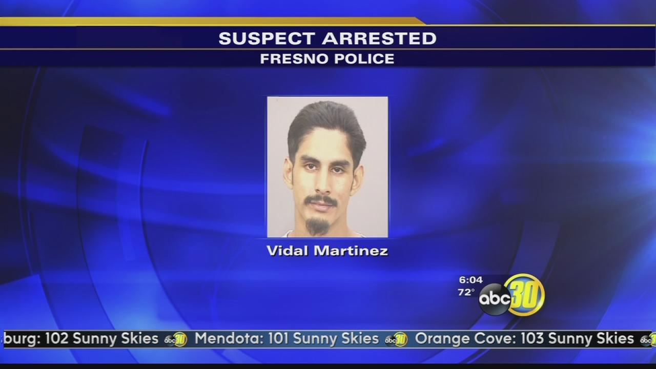 Fresno man arrested after gun was found in girlfriends daughters bedroom