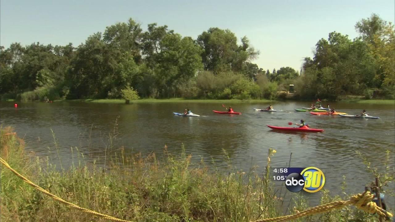Local ranch gives residents a place to have fun and cool off on the river