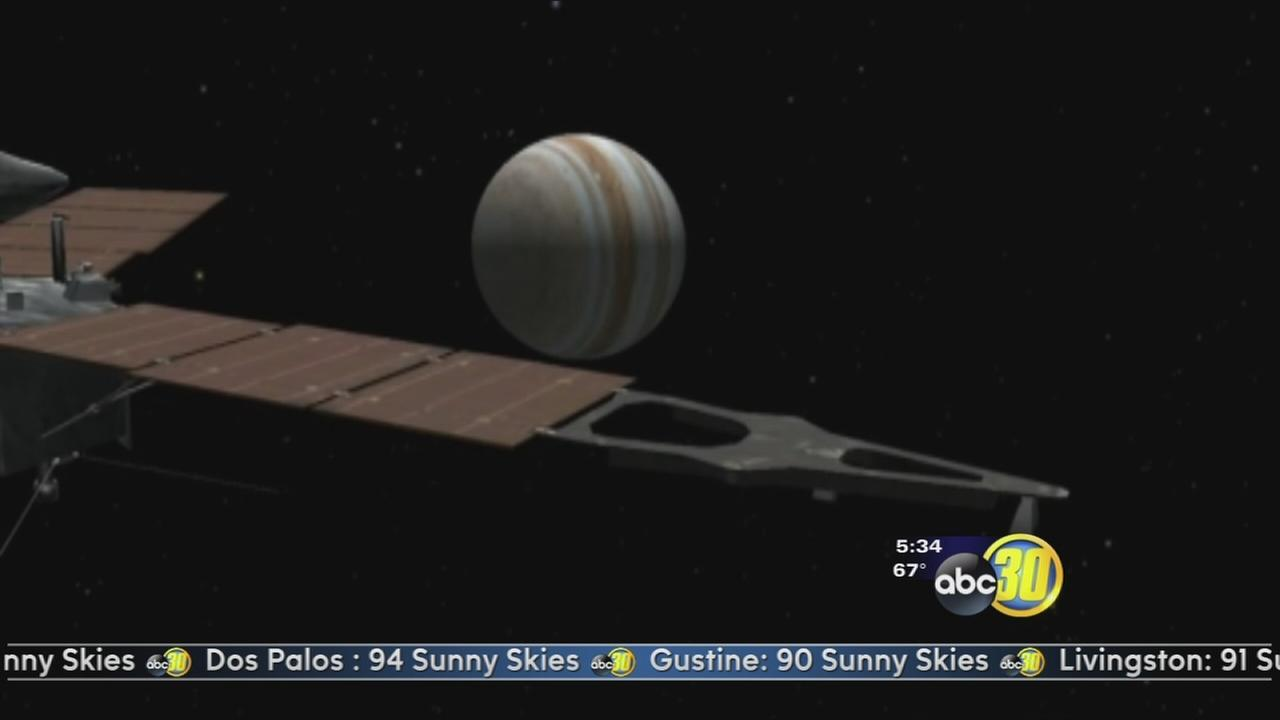 Welcome to Jupiter: NASA spacecraft reaches the giant ...