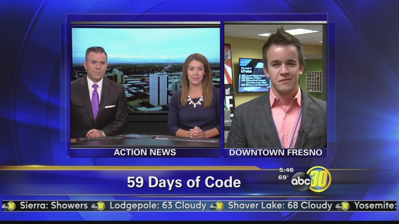59 Days of Code Expo taking place on June 28
