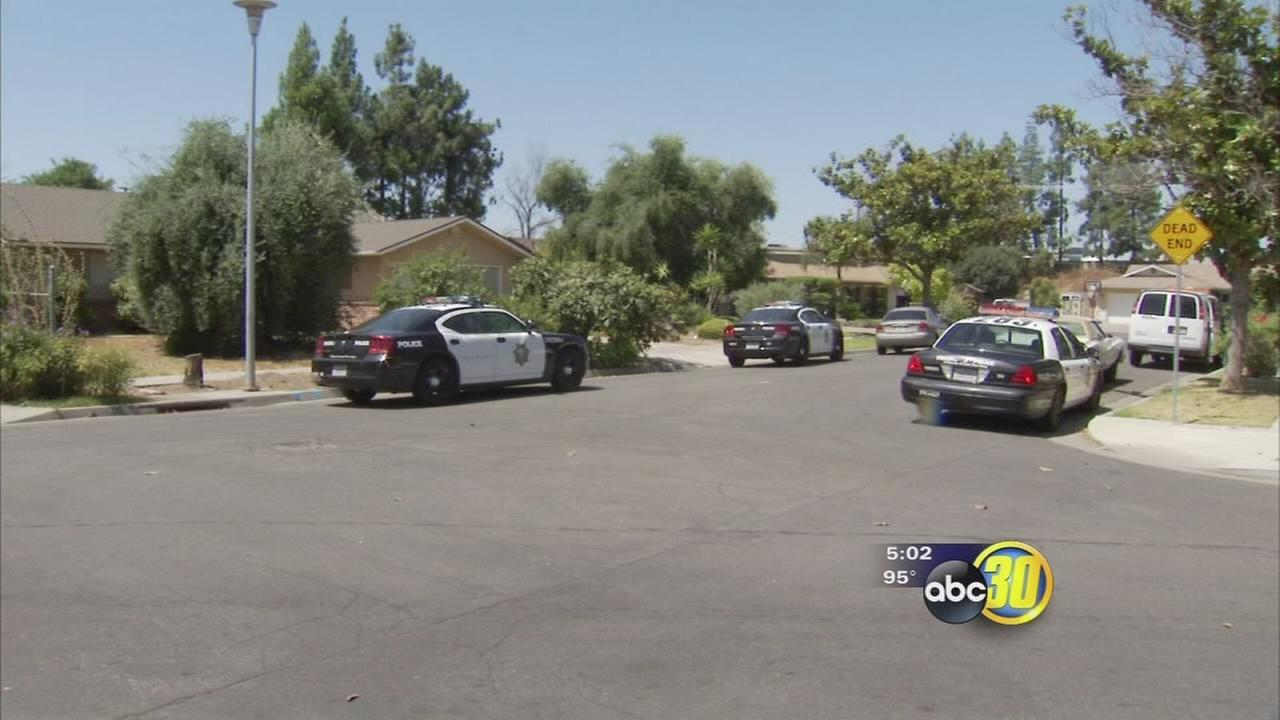 Suspects in Southeast Fresno home invasion leave empty handed