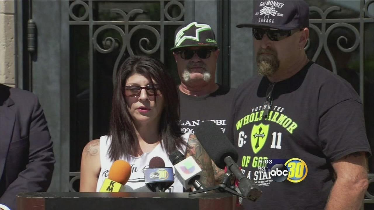 Family of 19-year-old-shot by Fresno police speak out