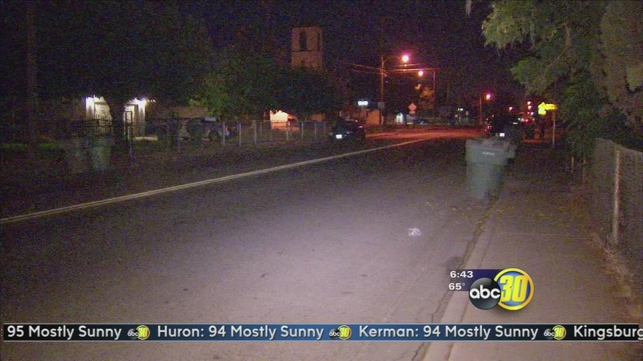 Man shot in Visalia drive-by shooting