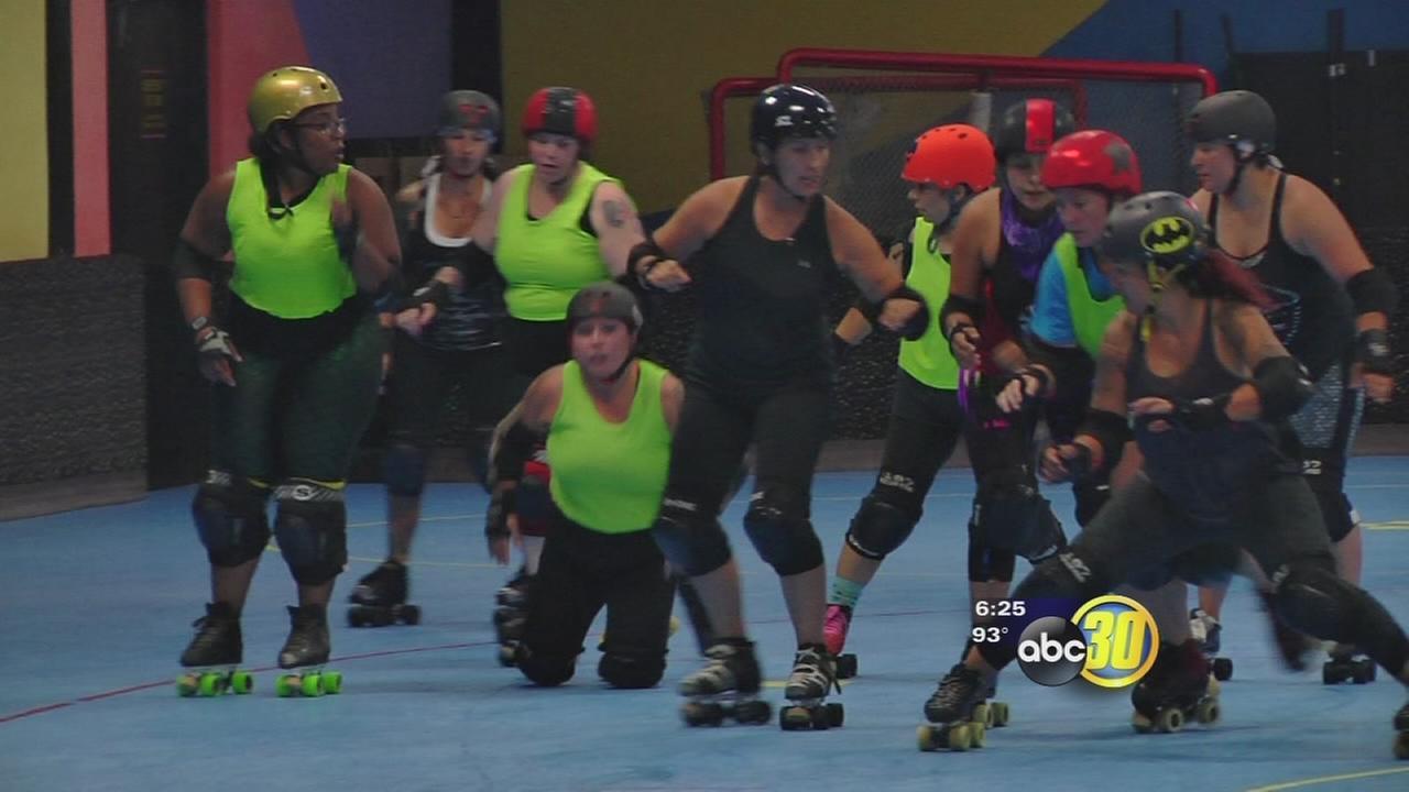 Good Sports ? V Town Roller Derby