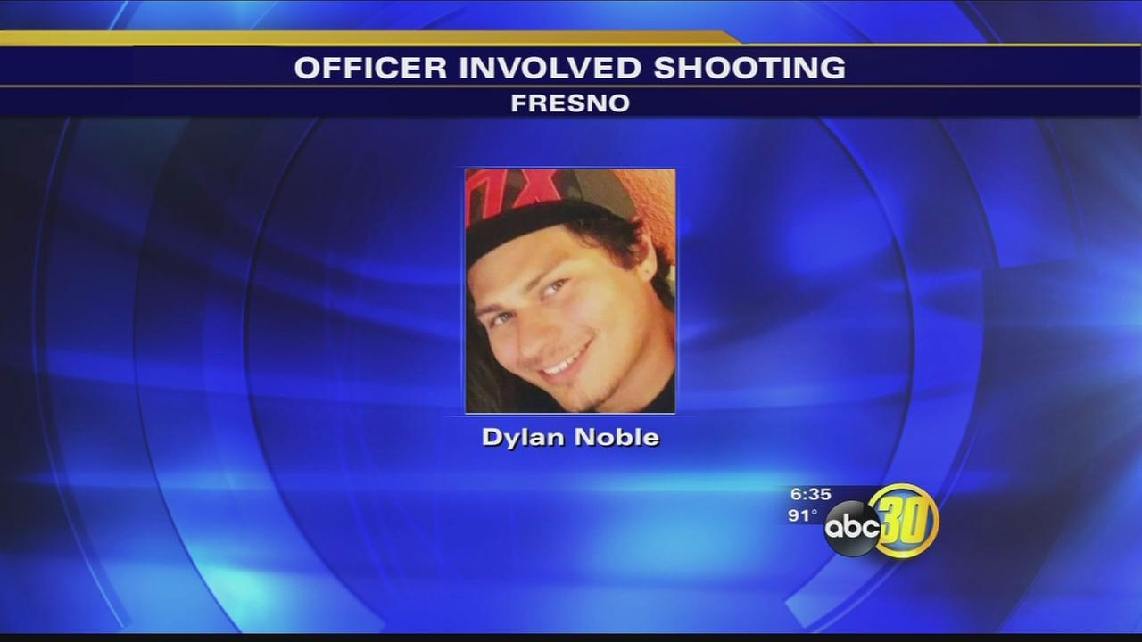 Fresno Police Chief shows body cam footage to family of 19-yer-old shot by Fresno police