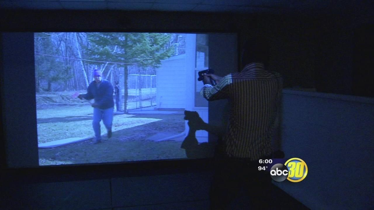 Shoot or dont shoot? Training to put yourself in an officers shoes