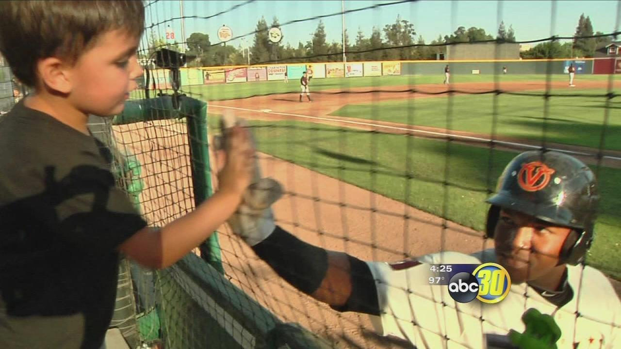 Good Sports - Visalia Rawhide loyal