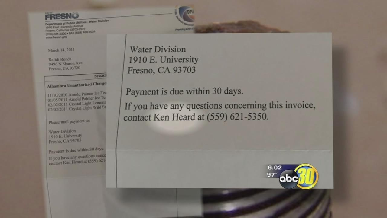 Fresno Water Chief placed on leave amid investigation