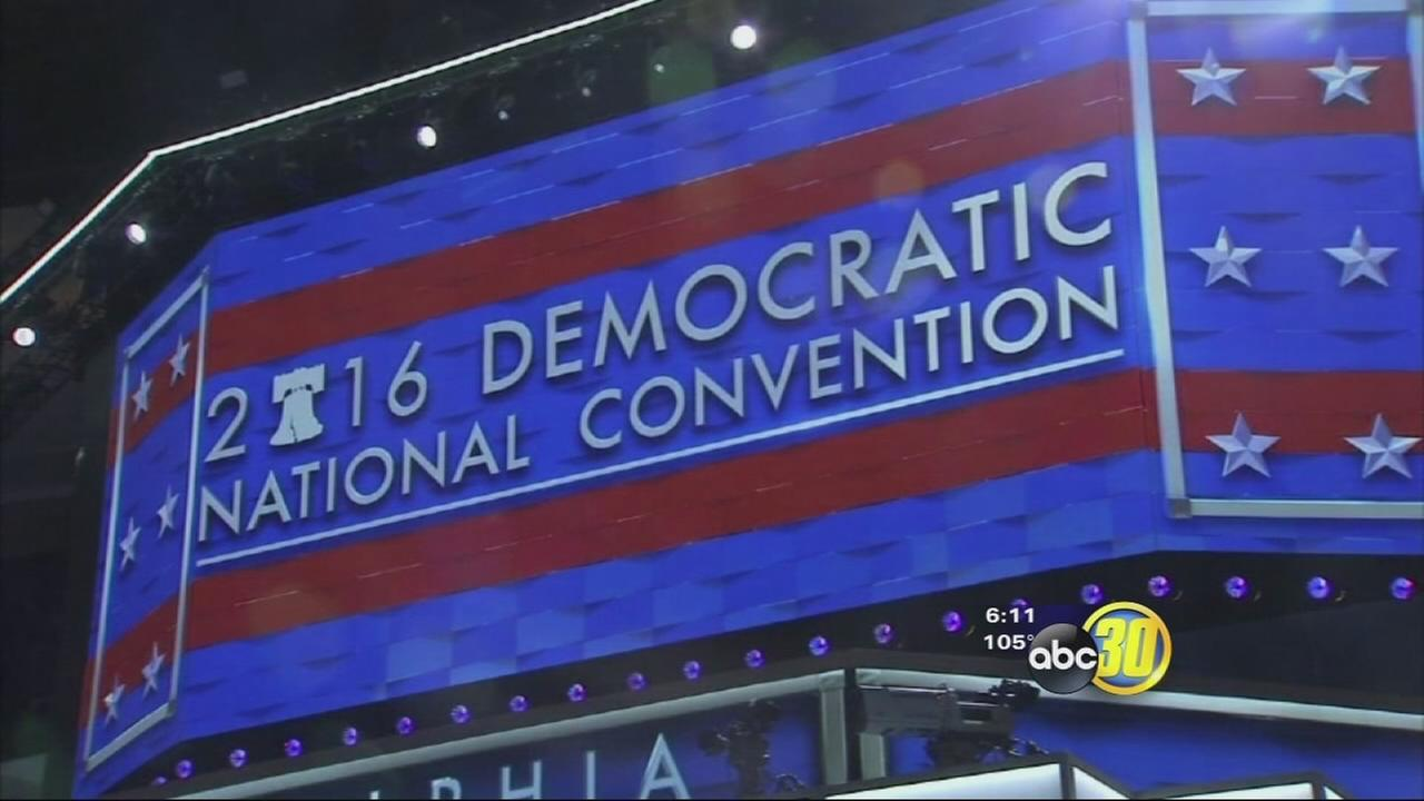 Local delegate discusses political tensions on eve of Democratic National Convention