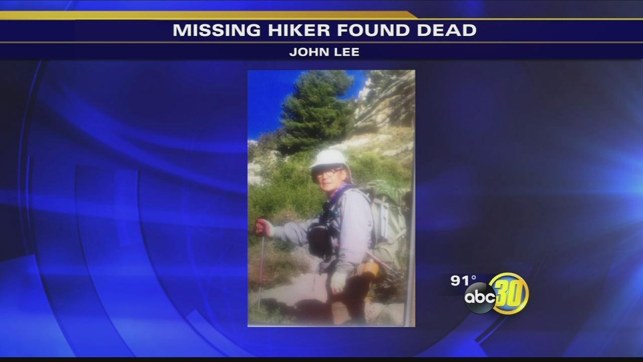 072416-kfsn-11pm-missing-hiker-dead-vid