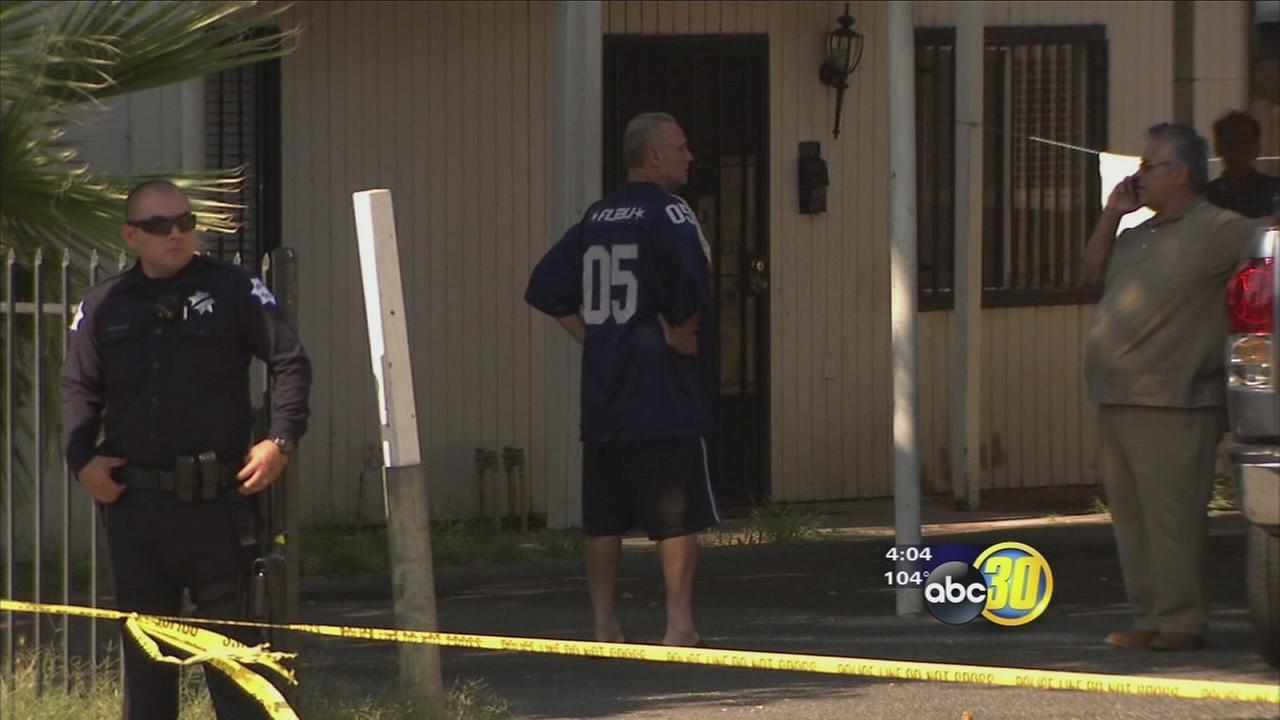 Man found stabbed to death at sober living home in Fresno