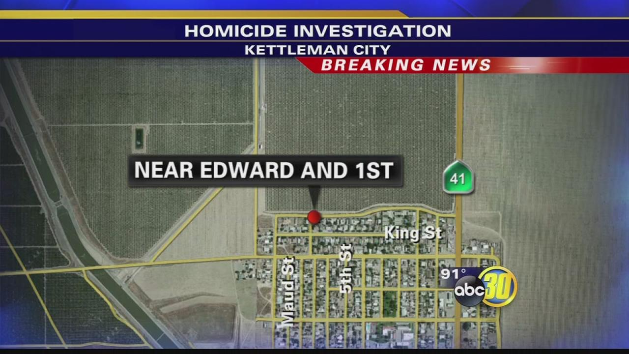 Sheriffs office investigating homicide in Kings County