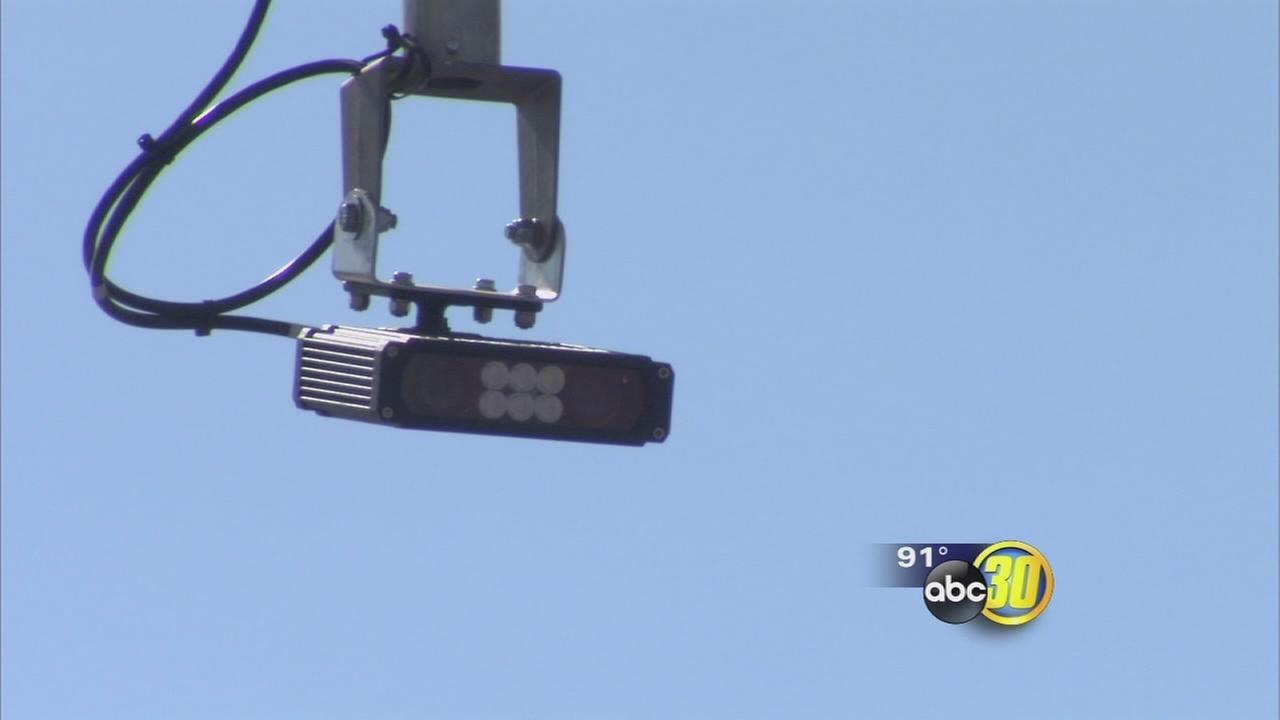 Clovis police department using upgraded license plate scanner system to help catch car thieves
