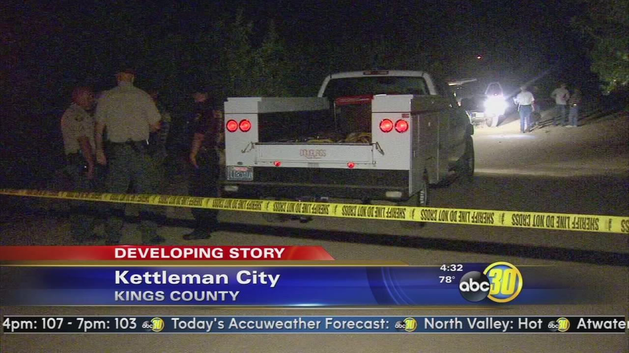 Homicide in Kettleman City