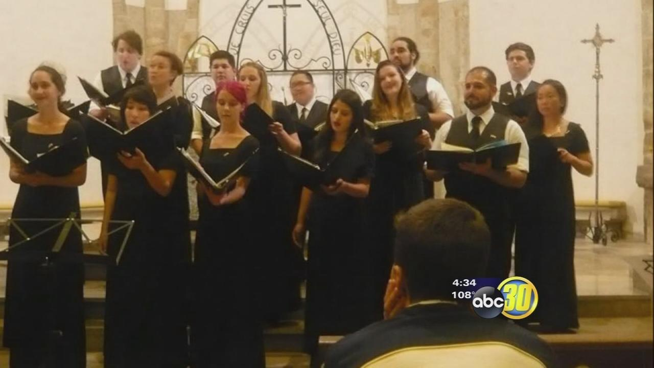 Fresno City choir thrust into the path of terror while touring France during Bastille Day attack