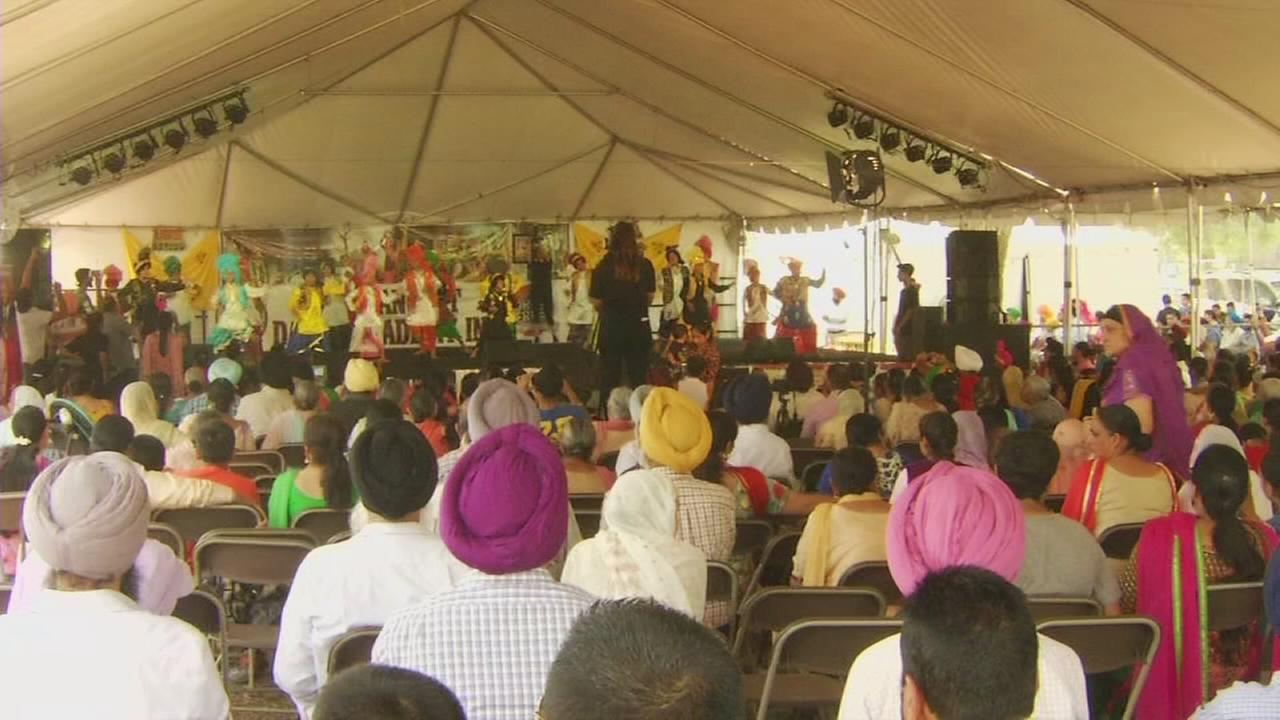 Hundreds come out to International Youth Festival in Fresno