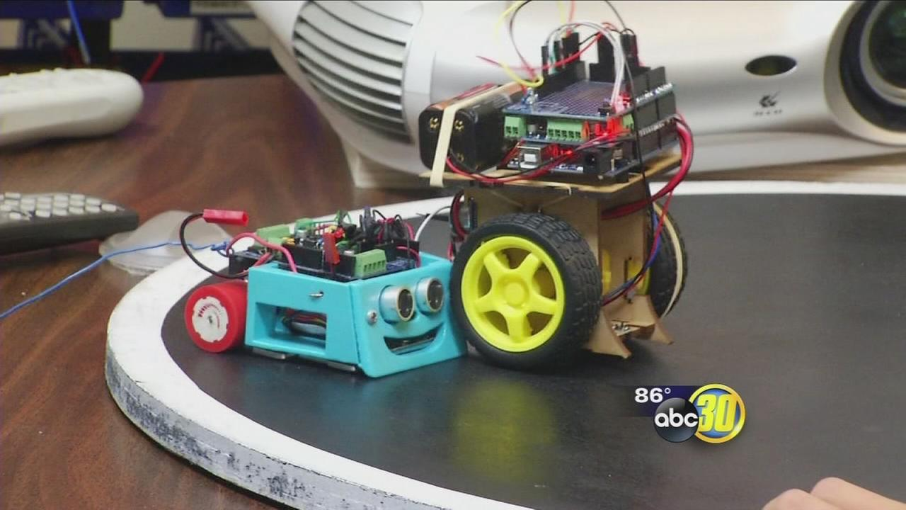 Robots for Small motors for robots