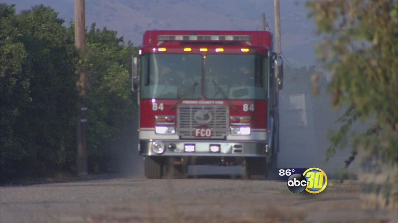 Man dead after being swept away in Sanger canal