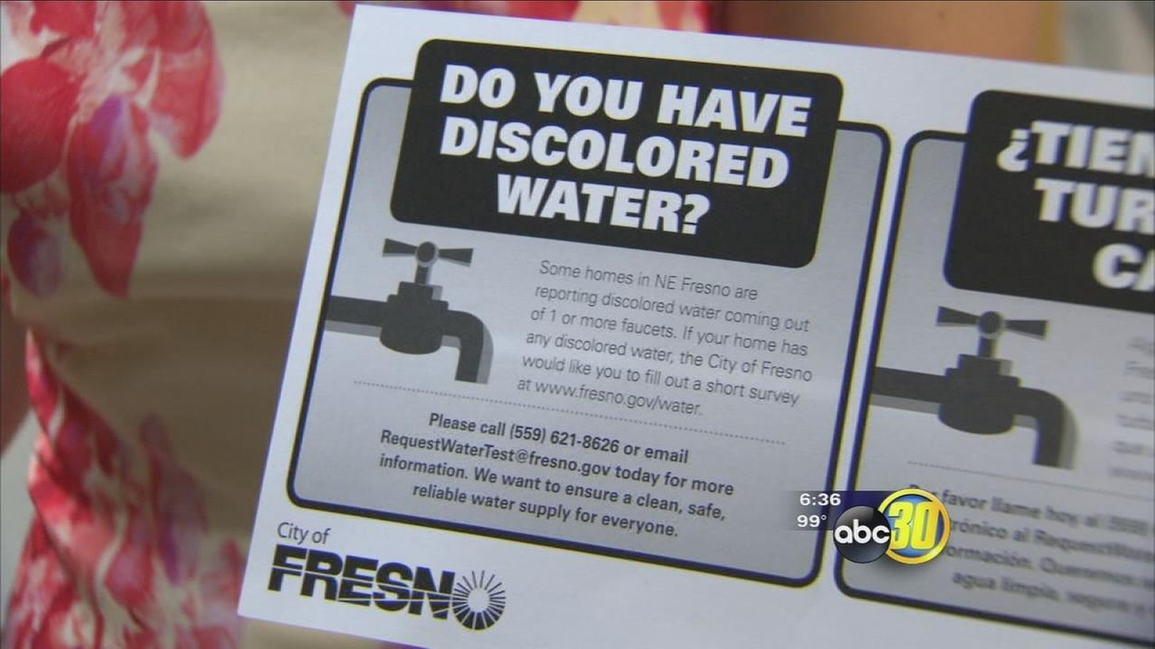Northeast Fresno residents part of experiment to help solve water problems