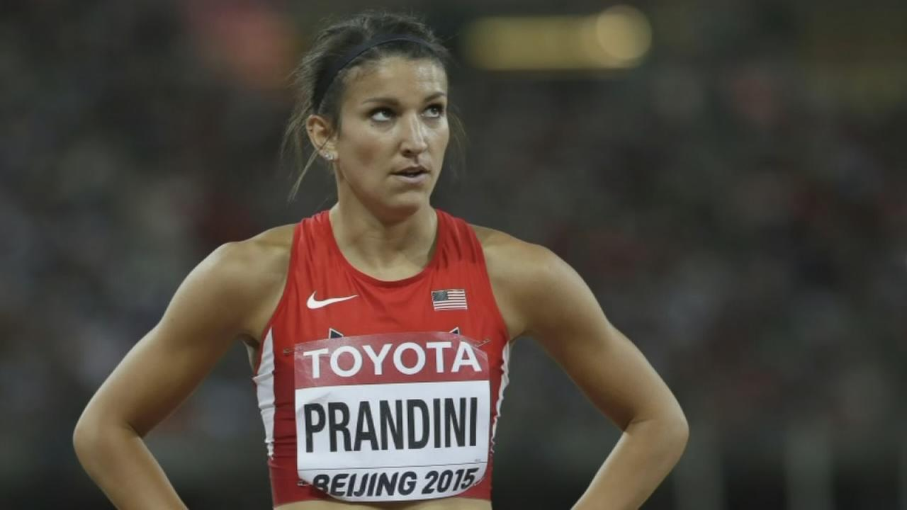 Good Sports ? Jenna Prandini