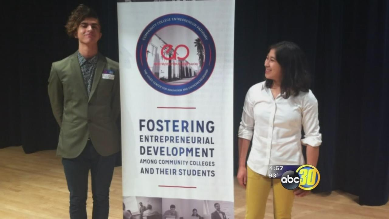 Extreme food business takes off for Fresno State student