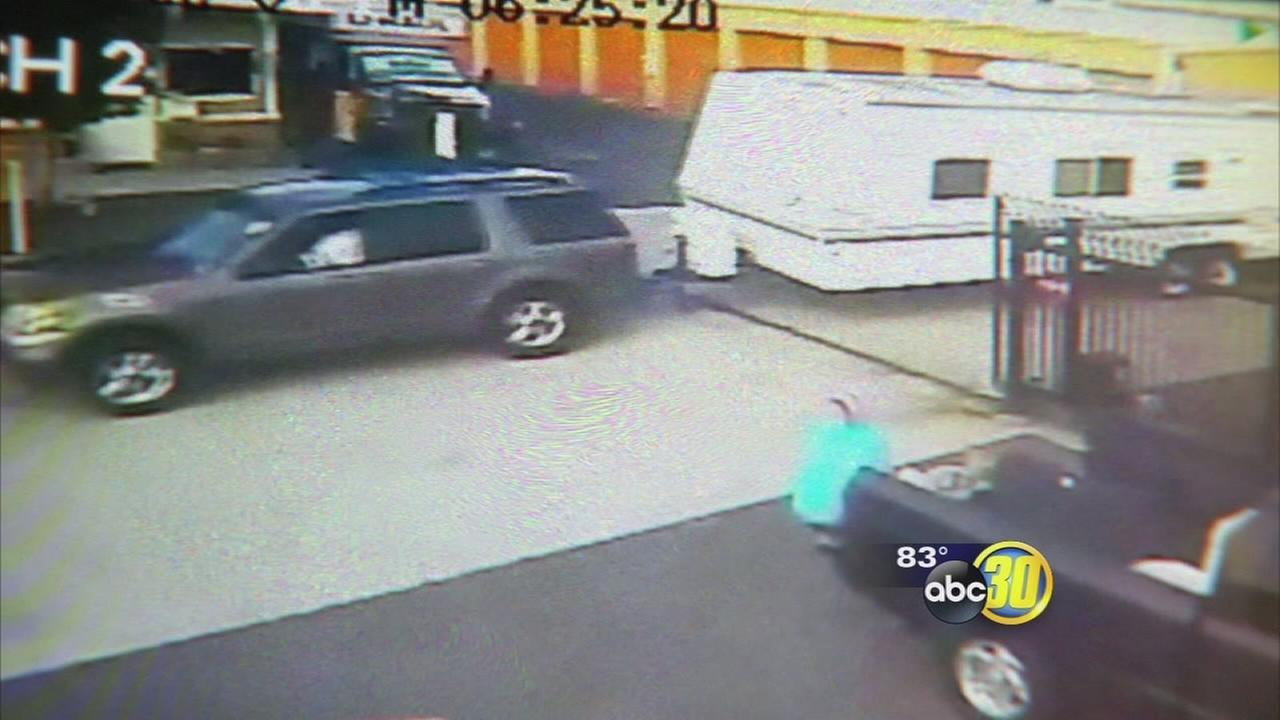 Customers speaking out after 2 trailers stolen three days apart from Merced storage facility