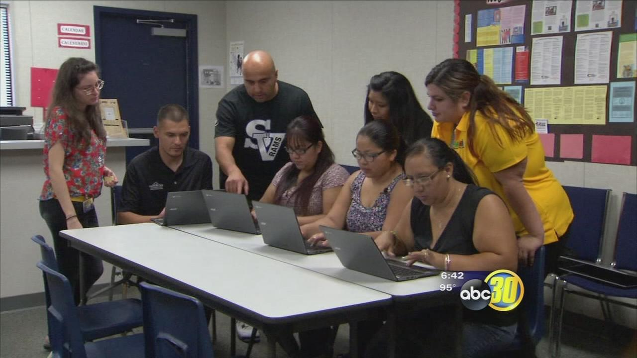 Madera Unified helping parents get tech savvy