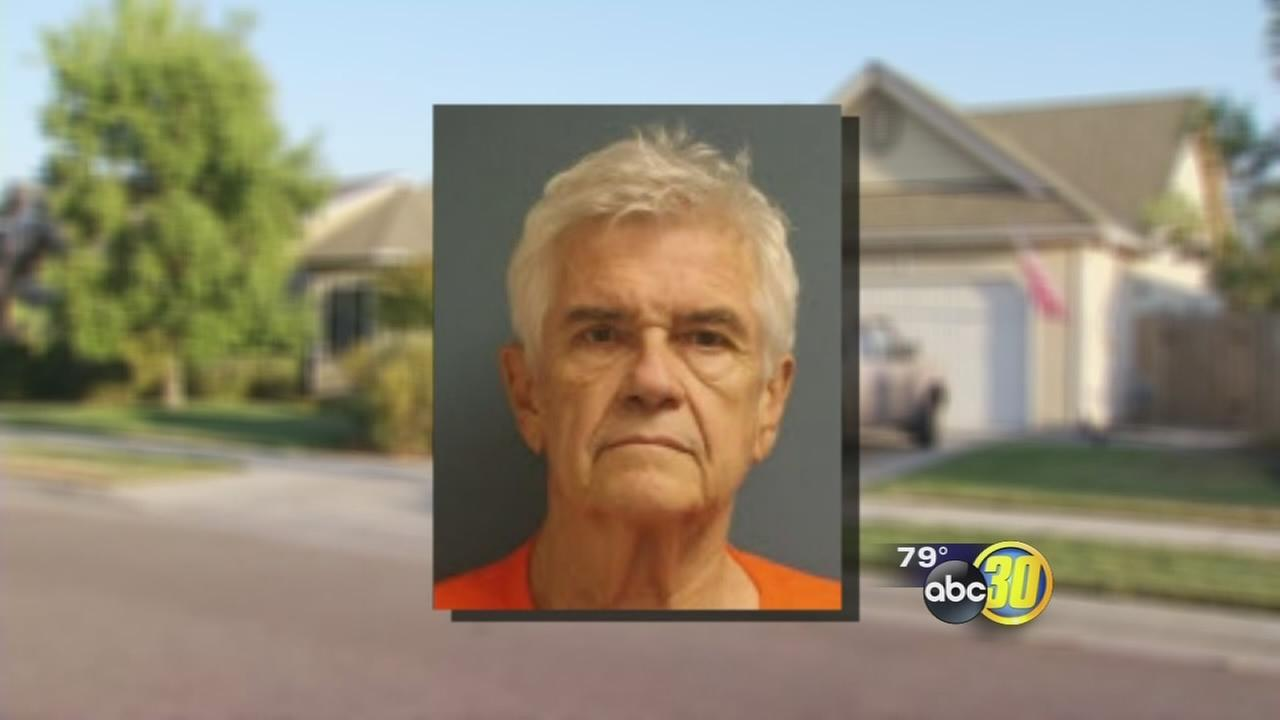 Elderly Visalia man accused of trying to kill wife with hammer