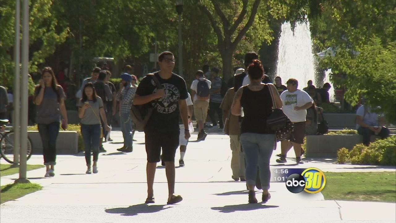 Fresno City College welcomes thousands of students for fall semester