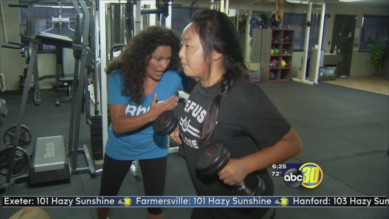 Strength Training To Trim Down