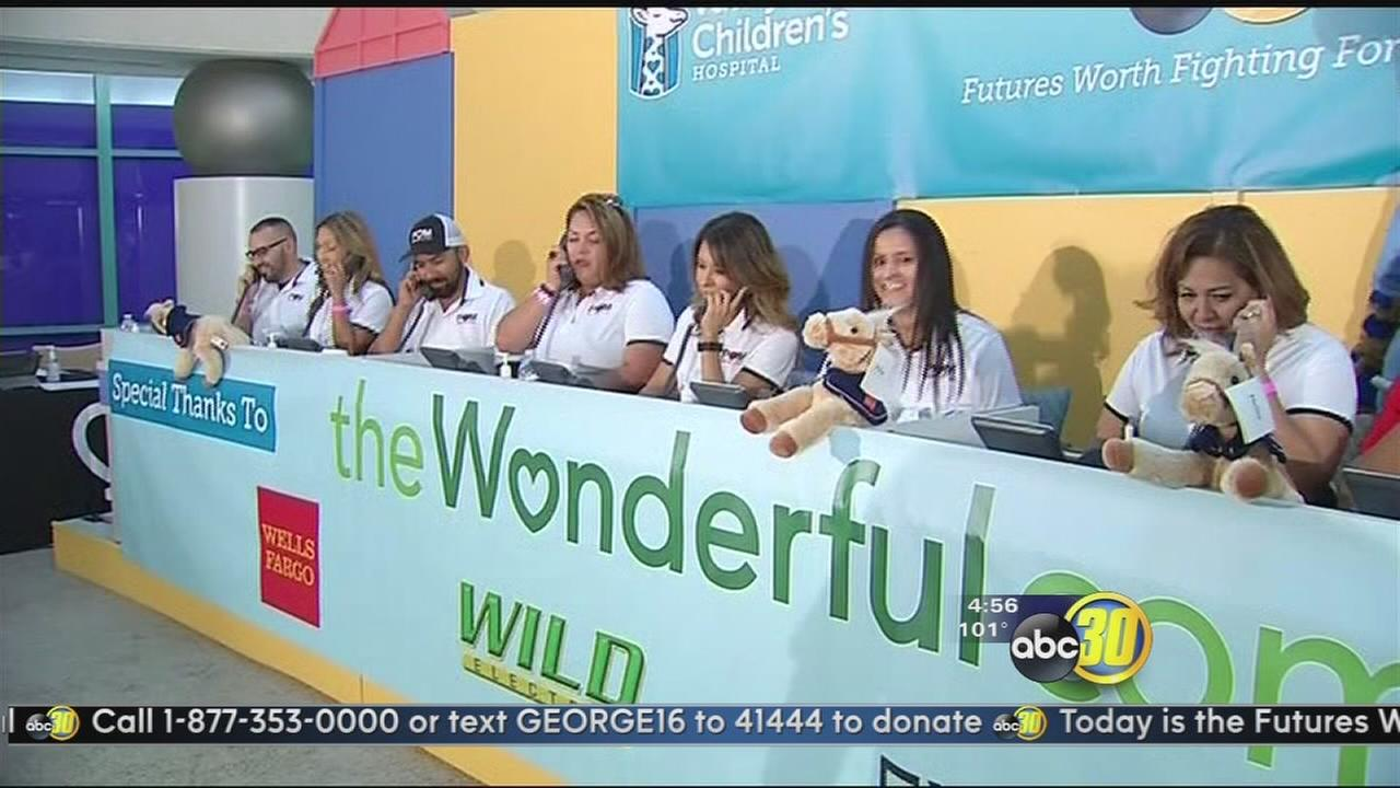 Futures Worth Fighting For telethon helping Valley Childrens continue making miracles happen