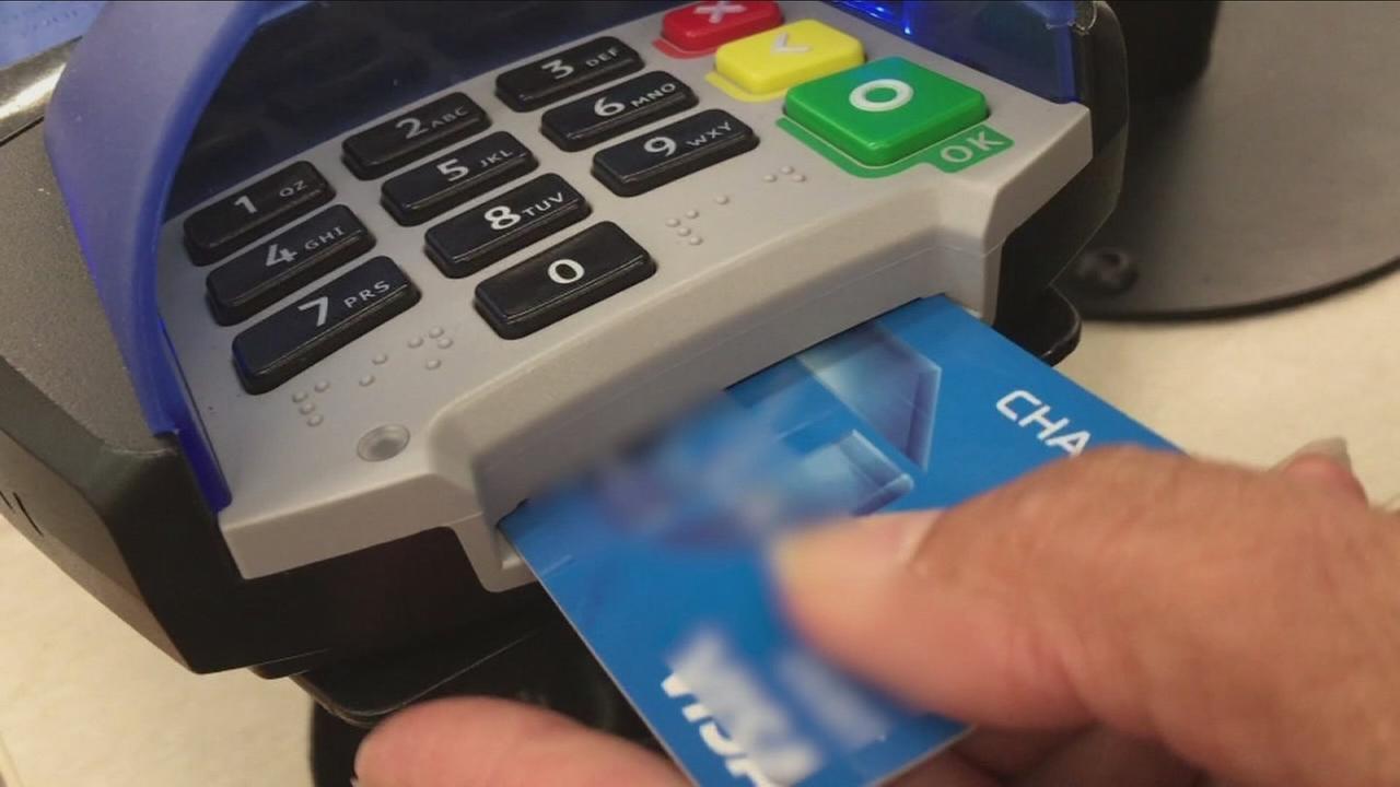 ATM skimmer scams