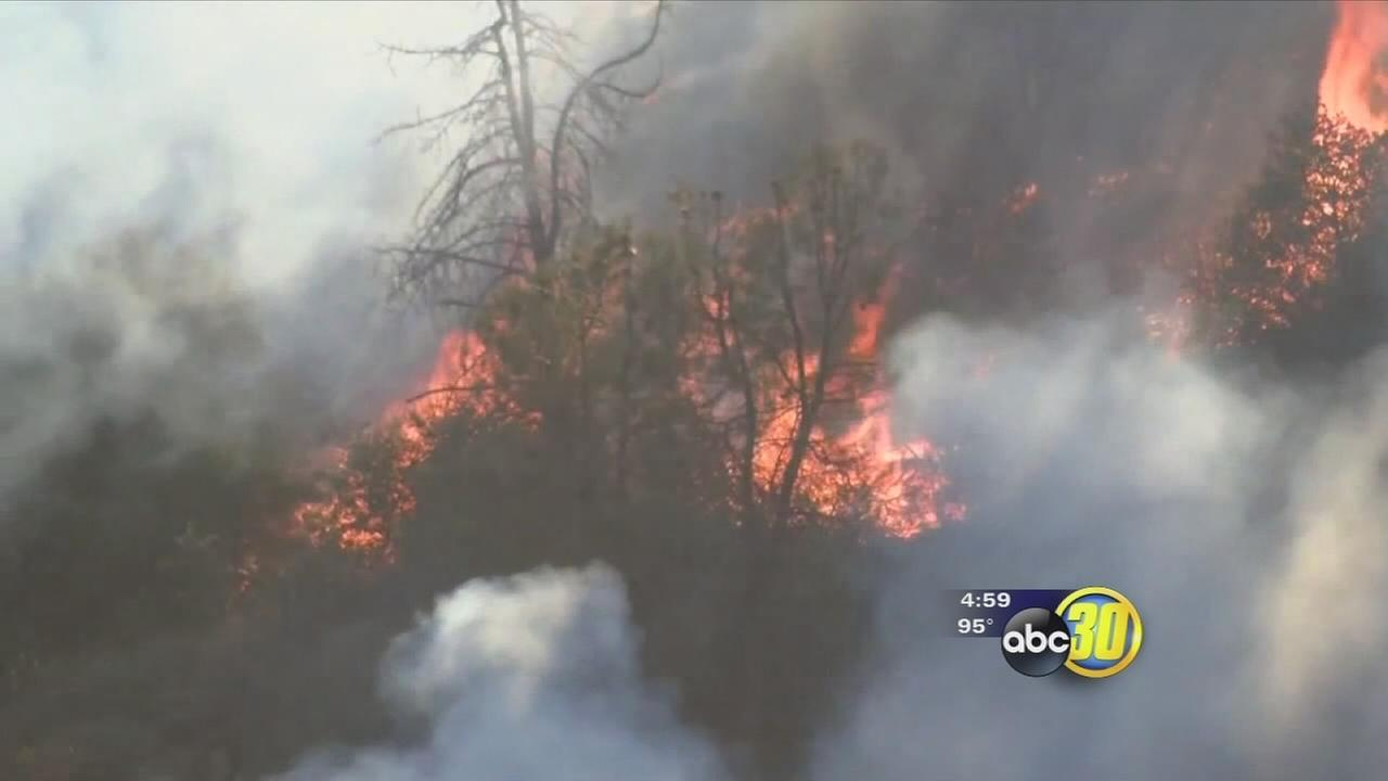 Evacuees fear for homes as Cedar Fire continues to burn