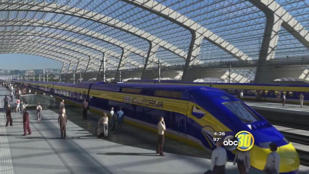 Governor Brown signs High-Speed Rail Property Sale Notification bill into law