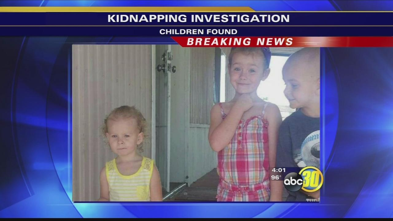 Kidnapped children of Gorman murder victim located in New Mexico