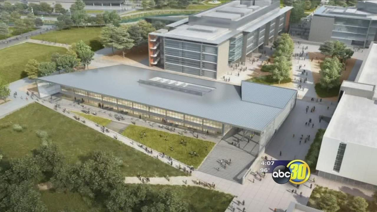 UC Merced plans on expansion amid record enrollment