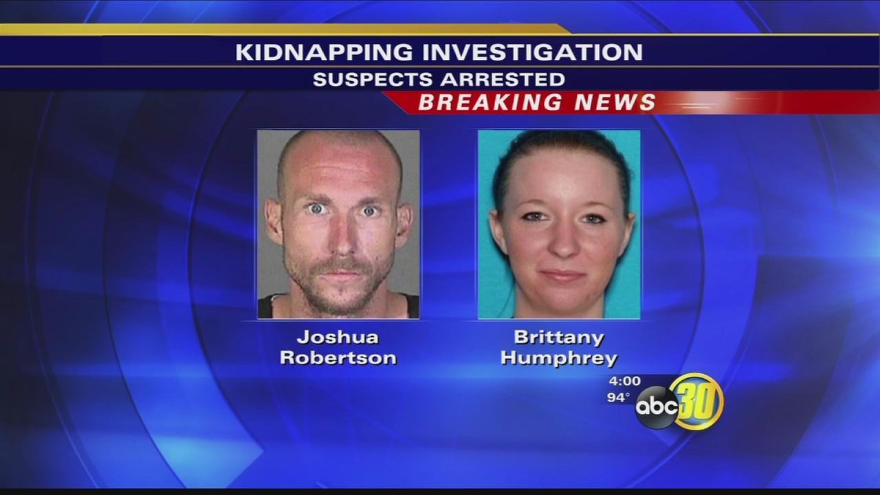 Suspects in Gorman murder, kidnapping, found in Colorado