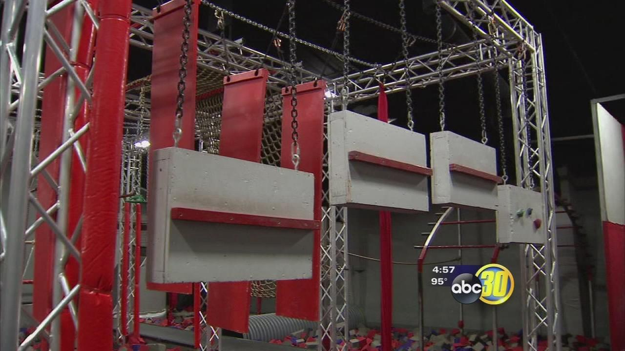 New Clovis location for Skywalk Extreme Sports Arena will house largest America Ninja Warrior course
